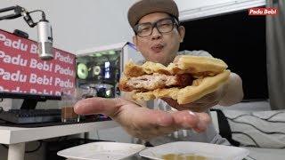 Homemade Waffle Burger (FAILED!)   Experiment 4