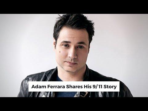 Adam Ferrara shares his 9/11 Story Video Thumbnail