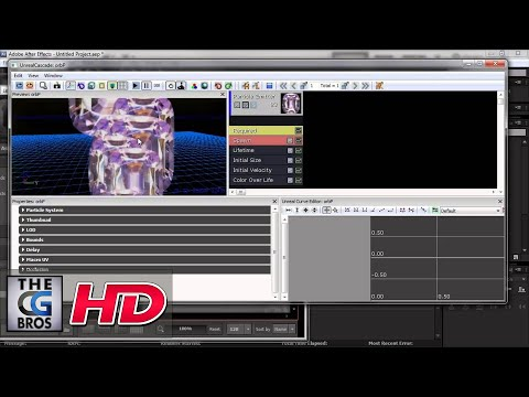 "CGI 3D Tutorials : ""Alpha Channels for VFX"" – by 3dmotive"