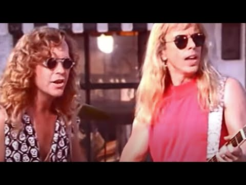 Damn Yankees - High Enough (Official Music Video)