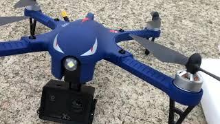 Mjx Rc/Drocon Blue Bugs 3 - Quick Flight