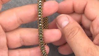 Nazo Tekniği ile Bileklik Yapımı | RAW Bracelet Tutorial