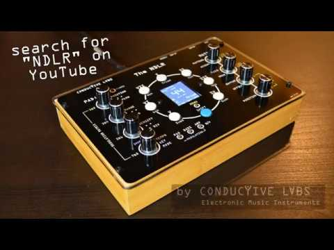 The NDLR- a 4 Part Poly Sequenced Arpeggiator-GadgetAny