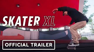 Skater XL - Official Free Skate Multiplayer Beta Launch Trailer by IGN