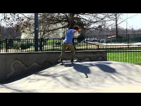 Two Rivers Skatepark, Nashville TN (HD)