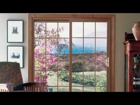Series 332 Sliding Patio Door Atrium Windows And Doors