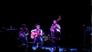 "John Butler Trio ""A Star Is Born"" @ The Wiltern Theater Los Angeles CA 12-2-10"