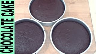 Gluten Free Chocolate Cake Recipe + How To Make Tutorial MOIST! Recipes At Gluten Free Habit