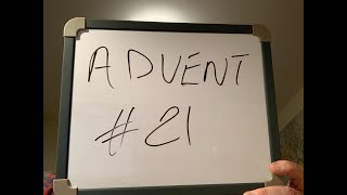 Day 21 – Judges 13 and Luke 1