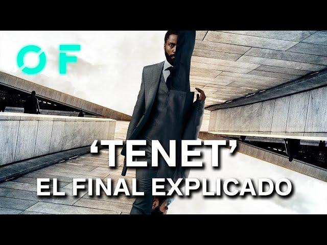 TENET: el FINAL EXPLICADO y todas las CLAVES para entender la película de NOLAN