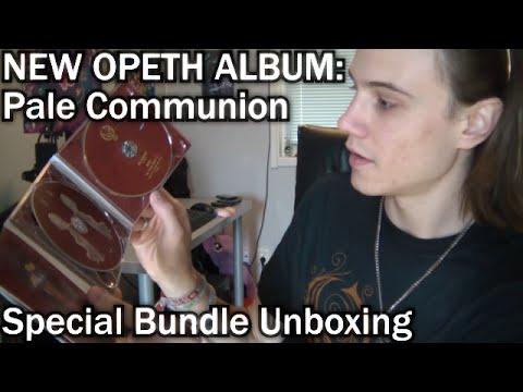 NEW OPETH ALBUM: Pale Communion [Unboxing]