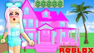 I SPENT WAY TOO MUCH ROBUX AND TIME ON THIS HUGE MANSION IN ROBLOX!