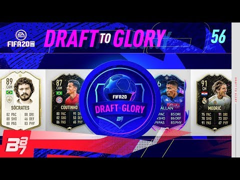WOW! I LOVE THIS GAME! | FIFA 20 DRAFT TO GLORY #56