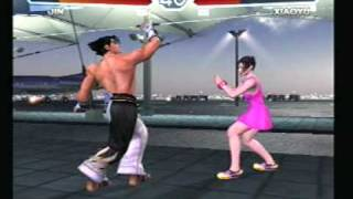 tekken 4 jin playthrough story most popular videos