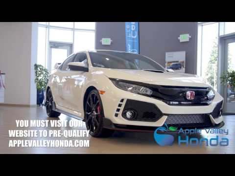 AVH Honda Civic Type R