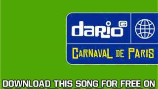 Dario G  Carneval de Paris CDM Carneval de Paris JDS 6 Mix