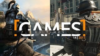 GS Times [GAMES] 14 (2017). The Elder Scrolls 6, Black Mesa, South Park: TFBW | Главные новости игр