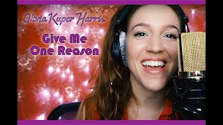 Give Me One Reason - Tracy Chapman (cover by Olivia Kuper Harris)