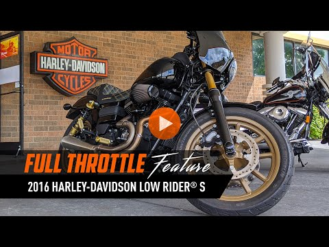 2016 Harley-Davidson Low Rider® S in Mentor, Ohio - Video 1