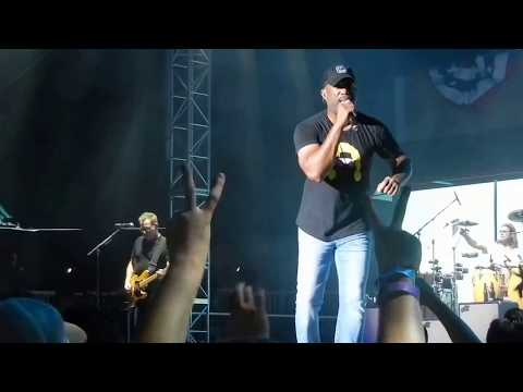 Hootie & the Blowfish - What Do You Want From Me Now - Charleston, SC 8/11/17