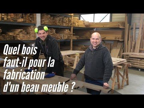 Quel bois faut-il pour la fabrication d'un beau meuble ? les 3 types de bois les plus utilisés dans les meubles en bois - 0 - les 3 types de bois les plus utilisés dans les meubles en bois