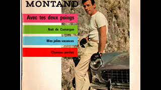 Yves Montand -  Chanson perdue