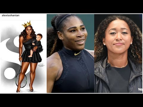 "Alexis Defends Serena + ""Ugly"" Girl Contests With Naomi Osaka"