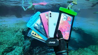 How Many Phones Will I Find Underwater? (Scuba Diving)