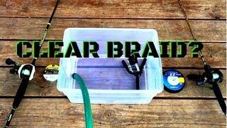 Леска плетеная spiderwire ultracast fluoro-braiding