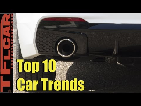 Top 10 Annoying New Car Trends We Dislike