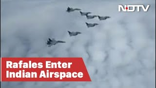 5 Rafale Fighter Jets To Land In India Shortly, Will Join Golden Arrows Squadron
