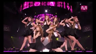 [1080p] 140814 [SNSD] Girls' Generation / Mr.Mr., Intro, GENIE - (1/2) M! Countdown KCON 2014