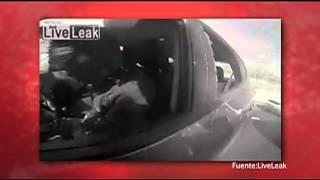 Policía Chileno Graba Cómo Mata A Un Ladrón -  Almohadazo