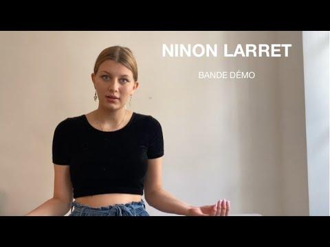 Bande demo - Ninon Larret