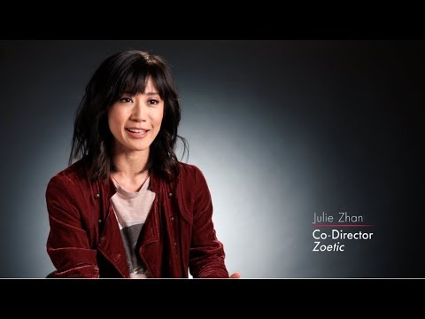 2019 APA Visionaries Short Film Series: Julie Zhan on ZOETIC