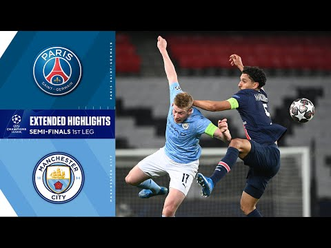 , title : 'Paris Saint-Germain vs. Manchester City: Extended Highlights   UCL on CBS Sports