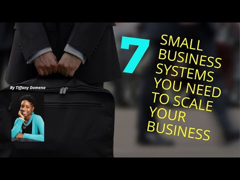 , title : '7 Small Business Systems Every Business Needs to Scale