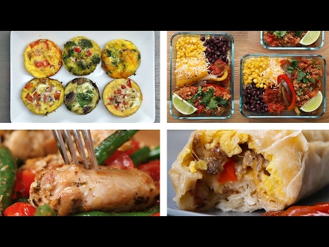 Video 5 Meal-Prep Recipes