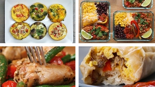 5 Meal-Prep Recipes