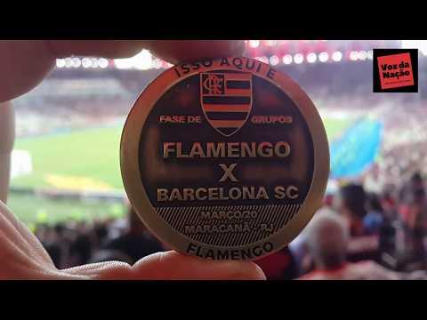 O melhor da Nação em Flamengo 3x0 Barcelona - Segundo Tempo - Libertadores 2020