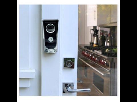Top 4 WiFi Video Doorbells | Best Video Doorbell Review | Video Doorbell Camera