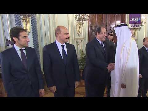 لقاء الأشقاء.. مراسم استقبال ولي عهد أبو ظبي وتفاصيل مباحثاته مع الرئيس السيسي