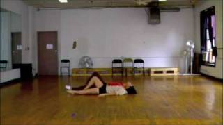 """Chris Mann """"Learn to Unlove You"""" contemporary dance by J CHEN PROJECT"""