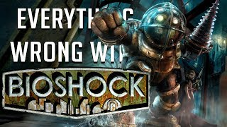 GamingSins: Everything Wrong with Bioshock
