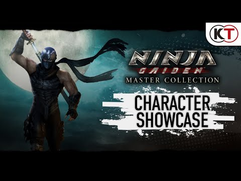 Ninja Gaiden: Master Collection : Character Showcase