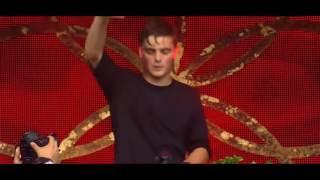 Martin Garrix -Love LockDown Remix Live @ Tomorrowland Belgium 2016