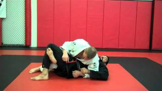 The Roll Over Sweep from Half Guard with James Foster
