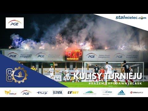 Kuchnia turnieju 80 lat FKS Stali Mielec [WIDEO]