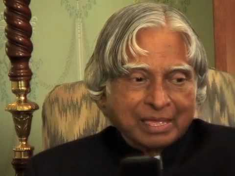 A P J Abdul Kalam Inspirational speech - Uploaded By  eziAssist admin
