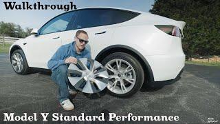 Model Y Stealth Performance Walkthrough